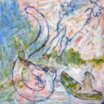 Sirens (Amphibians Feeding)
