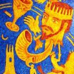 The Horn Arthur of Eld