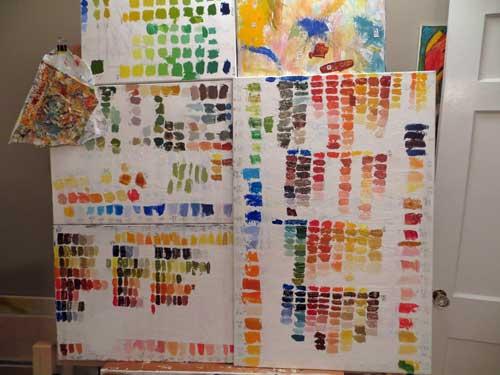 painting studio 00-0176
