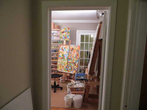 painting studio 01-0069