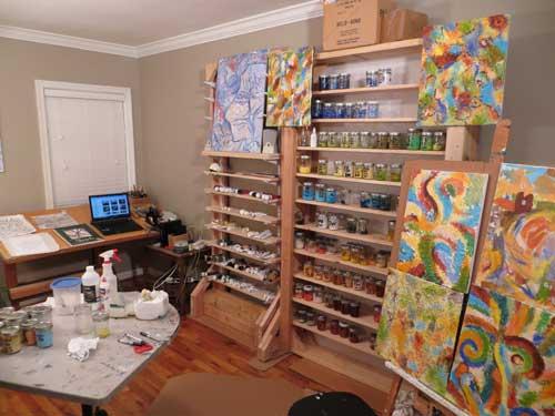 painting studio 10-0072