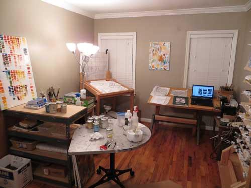 painting studio 15-0073