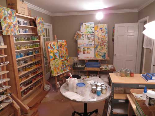 painting studio 37-0080