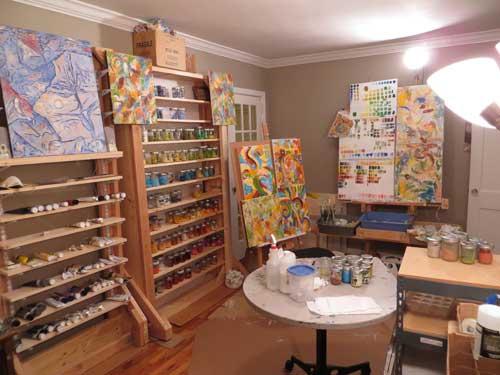 painting studio 40-0084