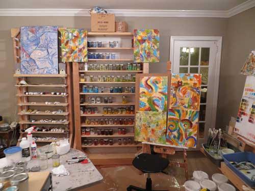 painting studio 80-0081
